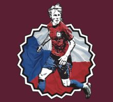 Pavel Nedved by JoelCortez