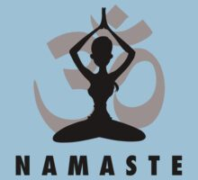 Namaste One Piece - Short Sleeve
