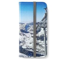 French Alps iPhone Wallet/Case/Skin