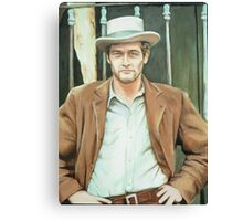 Paul Newman Canvas Print