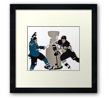 Stanley Cup Finals 2016 Framed Print
