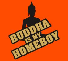 Buddha is my homeboy by nektarinchen