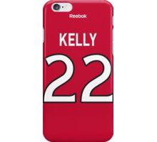 Ottawa Senators Chris Kelly Jersey Back Phone Case iPhone Case/Skin