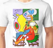 After Picasso Color 1 Unisex T-Shirt