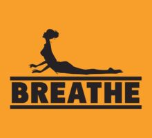 Yoga: Breathe by nektarinchen