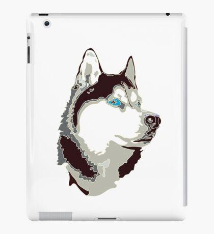 Husky  iPad Case/Skin