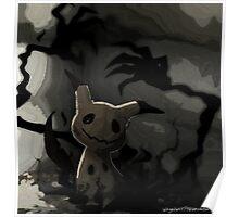 Mimikyu Pokemon Poster