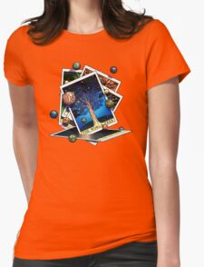 The World Tree Womens Fitted T-Shirt
