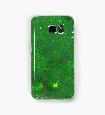 Green Nature Samsung Galaxy Case/Skin