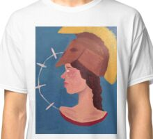 Bust of Pallas Classic T-Shirt