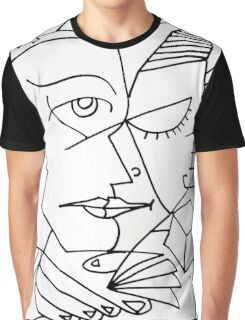 After Picasso B17 Graphic T-Shirt