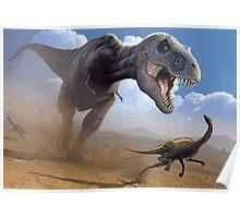 Cretaceous Showdown Poster