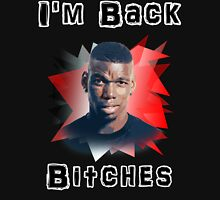 Paul Pogba back at Manchester United Unisex T-Shirt