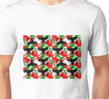 Concrete Butterflies Unisex T-Shirt