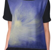 feather in the sky Chiffon Top