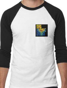 Hypnic Jerks Official Logo (Any Colour) Men's Baseball ¾ T-Shirt
