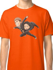 JeanMarco -SNK: Junior High Classic T-Shirt