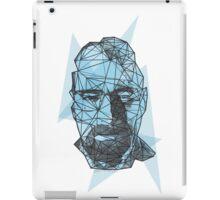 Breaking Bad Walter White Crystal Blue  iPad Case/Skin