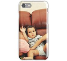 Nipotini / Grandchildren iPhone Case/Skin