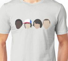 Lucas, Dustin, Mike & El Unisex T-Shirt