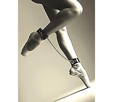 BDSM love - dance for me #2 Photographic Print
