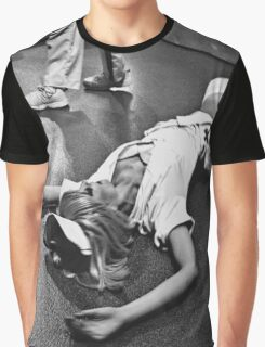 Fiends - Naughty Nurse After Time Wrap Graphic T-Shirt