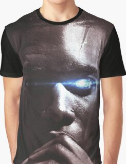 Daniel Sturridge - The Robot Graphic T-Shirt