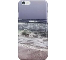 Rough water on the Gulf of Mexico iPhone Case/Skin