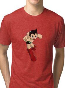 Astroboy - determined Tri-blend T-Shirt