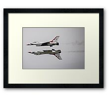 Thunderbirds Framed Print