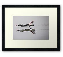 Thunderbirds Framed Print