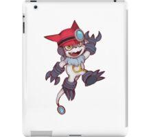 Application Monster iPad Case/Skin