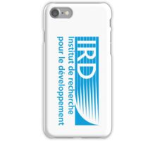 French Research Institute for Development (Institut de Recherche pour le Développement iPhone Case/Skin