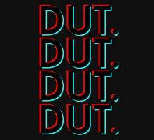 Dut. x4 (black background) Unisex T-Shirt