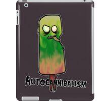 Autocannibalism iPad Case/Skin