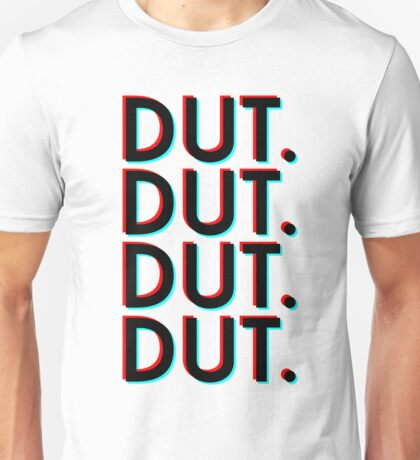 Dut. x4 (white background) Unisex T-Shirt