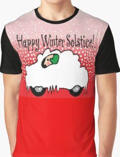 Happy Winter Solstice! Graphic T-Shirt