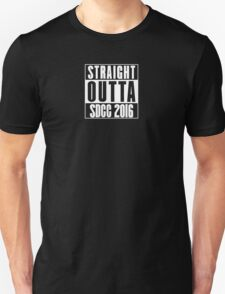 Straight Outta SDCC 2016 Unisex T-Shirt