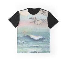 Gaviotas de papel Graphic T-Shirt