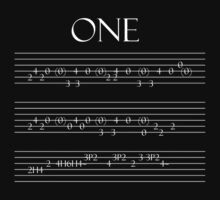 One tab by starsandguitars