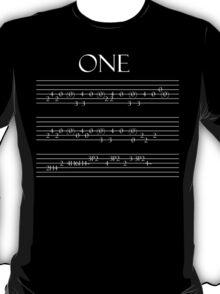One tab T-Shirt