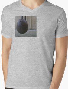 Floating orange tree Mens V-Neck T-Shirt