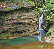 Hocking Hills Hidden Treasure by Kenneth Keifer