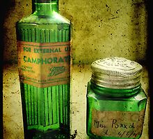 green bottles by kathy archbold