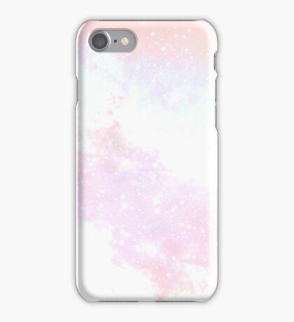 Pastel Nebula design  iPhone Case/Skin