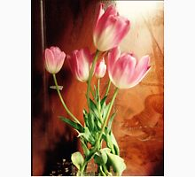 Tulips with Tiger Unisex T-Shirt