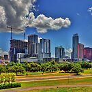 Austin Skyline by Savannah Gibbs