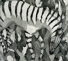 Zebra Apologia by carbatine