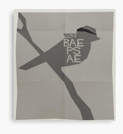 HYYH pt.2 x Saul Bass - Baepsae Canvas Print