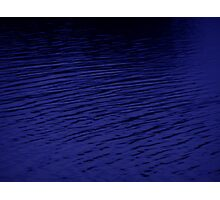 Some Nice Dark Cool Water Photographic Print